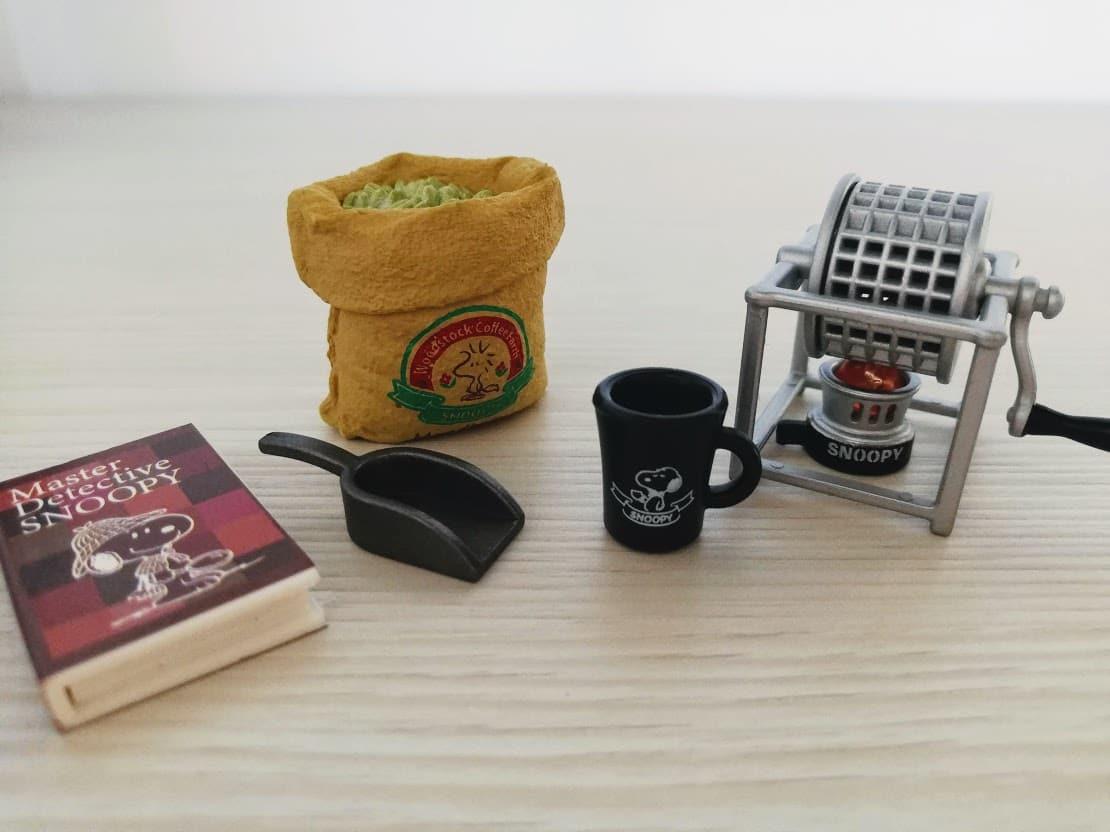 ROASTERY & CAFEの全パーツ