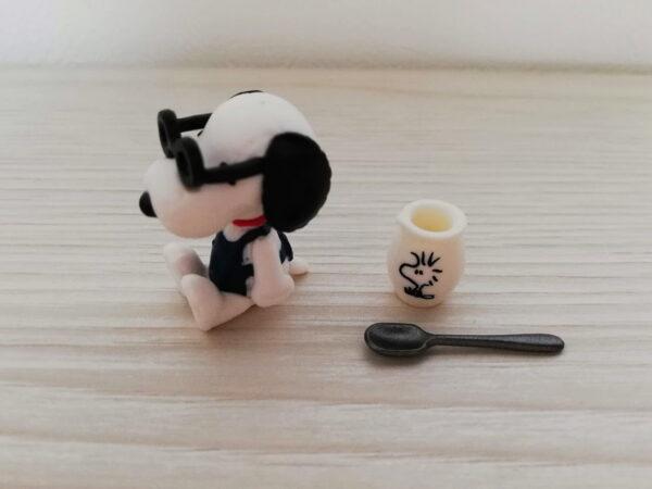 スヌーピーとミルクカップ