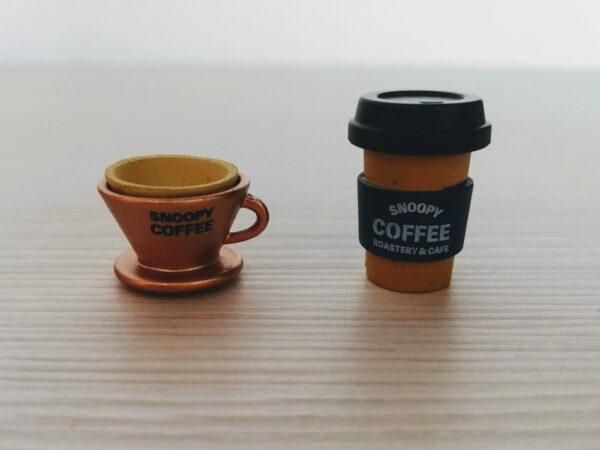 ドリッパーとコーヒー